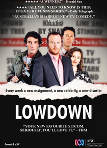 Lowdown (1ª Temporada) - Poster / Capa / Cartaz - Oficial 1