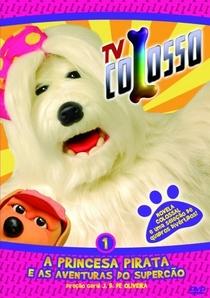 TV Colosso - As Aventuras do Supercão - Poster / Capa / Cartaz - Oficial 1