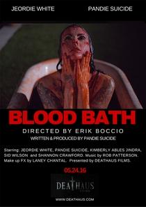 Banho de Sangue - Poster / Capa / Cartaz - Oficial 1
