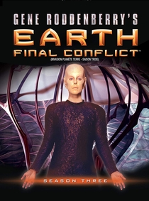 Terra: Conflito Final (3ª Temporada) - Poster / Capa / Cartaz - Oficial 1