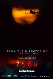 Voo 7500 - Poster / Capa / Cartaz - Oficial 3