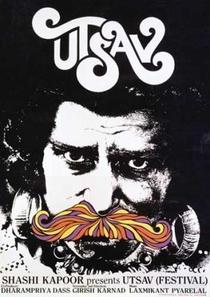 Utsav - Festival - Poster / Capa / Cartaz - Oficial 1