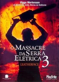 O Massacre da Serra Elétrica 3 - Poster / Capa / Cartaz - Oficial 4