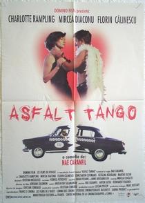 Asphalt Tango - Poster / Capa / Cartaz - Oficial 1