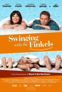 Os Finkels em Ação - Poster / Capa / Cartaz - Oficial 1