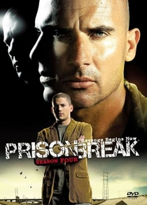 Prison Break (4ª Temporada) - Poster / Capa / Cartaz - Oficial 2