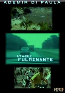 Ataque Fulminante - Poster / Capa / Cartaz - Oficial 1