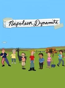 Napoleon Dynamite (1ª Temporada) - Poster / Capa / Cartaz - Oficial 1