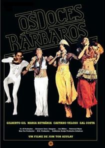 Os Doces Bárbaros - Poster / Capa / Cartaz - Oficial 1