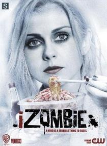 iZombie (1ª Temporada) - Poster / Capa / Cartaz - Oficial 4