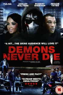 Demônios Nunca Morrem  - Poster / Capa / Cartaz - Oficial 2