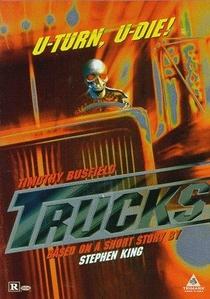 Trucks - Comboio do Terror - Poster / Capa / Cartaz - Oficial 2