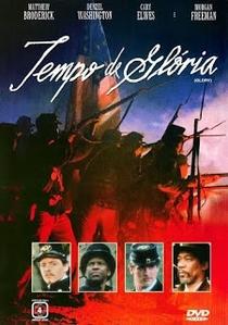 Tempo de Glória - Poster / Capa / Cartaz - Oficial 3