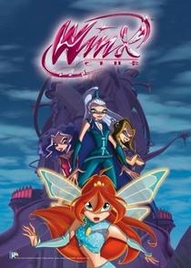 O Clube das Winx (1ª Temporada) - Poster / Capa / Cartaz - Oficial 3