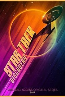 Star Trek: Discovery (1ª Temporada) - Poster / Capa / Cartaz - Oficial 3