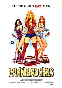 Cannibal Girls - Poster / Capa / Cartaz - Oficial 2