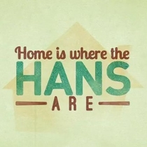 Home is Where the Hans Are - Poster / Capa / Cartaz - Oficial 1