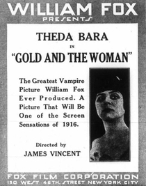 Gold and the Woman - Poster / Capa / Cartaz - Oficial 1