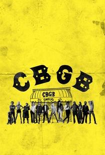 CBGB - O Berço do Punk Rock - Poster / Capa / Cartaz - Oficial 4