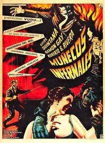 Bonecos Infernais - Poster / Capa / Cartaz - Oficial 1