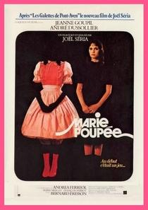 Marie, A boneca - Poster / Capa / Cartaz - Oficial 1