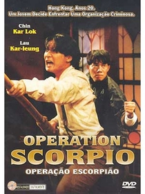 Operação Escorpião - Poster / Capa / Cartaz - Oficial 1