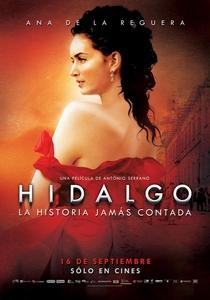 Hidalgo - A História Jamais Contada - Poster / Capa / Cartaz - Oficial 2