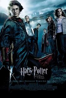 Harry Potter e o Cálice de Fogo - Poster / Capa / Cartaz - Oficial 1