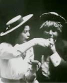 Rube e Mandy em Coney Island (Rube and Mandy at Coney Island)