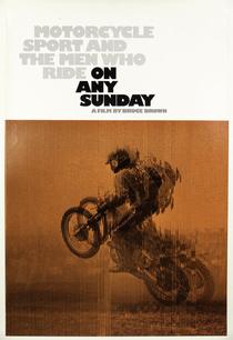 Um Domingo Sobre Moto - Poster / Capa / Cartaz - Oficial 1