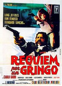 Requiem por um Gringo - Poster / Capa / Cartaz - Oficial 5