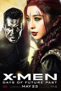 X-Men: Dias de um Futuro Esquecido - Poster / Capa / Cartaz - Oficial 14
