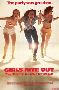 Girls Nite Out - Poster / Capa / Cartaz - Oficial 1