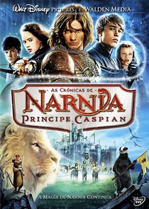 As Crônicas de Nárnia: Príncipe Caspian - Poster / Capa / Cartaz - Oficial 2