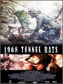 1968 Tunnel Rats - Poster / Capa / Cartaz - Oficial 2
