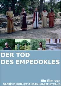 A Morte de Empédocles - Poster / Capa / Cartaz - Oficial 1