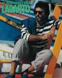 O Sorriso do Lagarto - Poster / Capa / Cartaz - Oficial 2