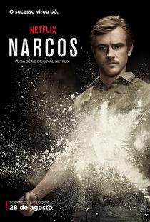 Narcos (1ª Temporada) - Poster / Capa / Cartaz - Oficial 7