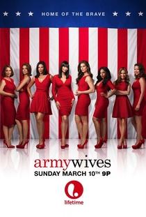 Army Wives (7ª Temporada) - Poster / Capa / Cartaz - Oficial 1