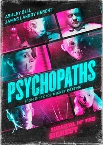 Psychopaths - Poster / Capa / Cartaz - Oficial 3