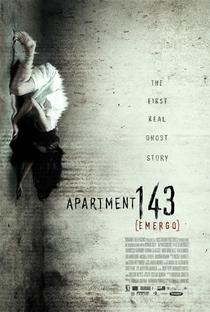 Apartamento 143 - Poster / Capa / Cartaz - Oficial 1