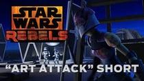 Star Wars Rebels - Art Attack - Poster / Capa / Cartaz - Oficial 1