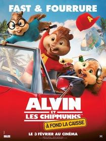 Alvin e os Esquilos: Na Estrada - Poster / Capa / Cartaz - Oficial 3