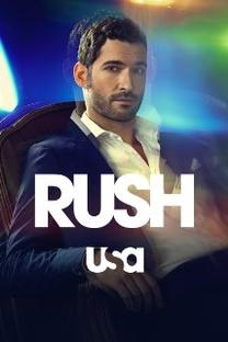 Rush (1ª Temporada) - Poster / Capa / Cartaz - Oficial 1