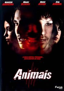 Animals - A Natureza Humana  - Poster / Capa / Cartaz - Oficial 2