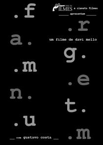 Fragmentum - Poster / Capa / Cartaz - Oficial 1