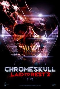 Chromeskull 2: Não Descanse em Paz - Poster / Capa / Cartaz - Oficial 3
