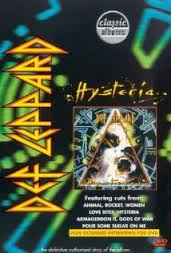 Classic Albums: Def Leppard - The Making of Hysteria - Poster / Capa / Cartaz - Oficial 1