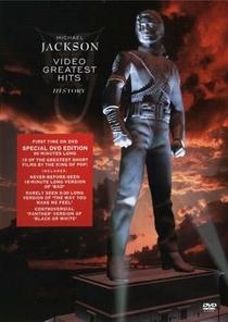 Michael Jackson: HIStory on Film - Volume I - Poster / Capa / Cartaz - Oficial 1