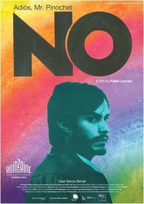 No - Poster / Capa / Cartaz - Oficial 1